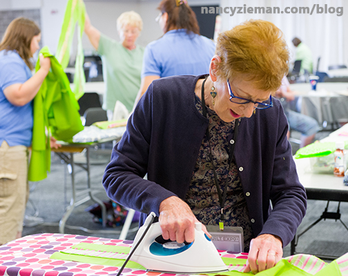 Group Sewing Nancy Zieman 5