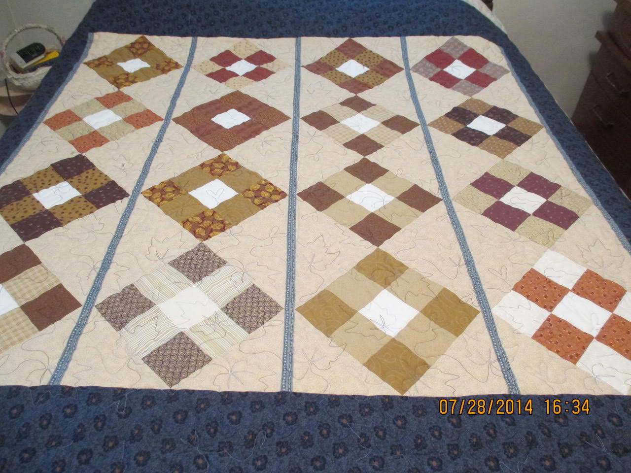 Home of the Brave Quilts - Ohio Chapter - Sewing With Nancy