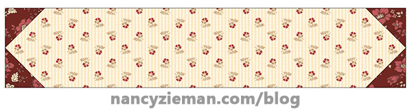 July Quilt Block 2017 Block of the Month by Nancy Zieman/Sewing With Nancy