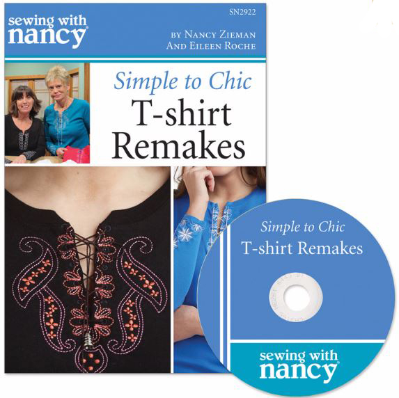 Simple to Chic DVD Sewing With Nancy with Host Nancy Zieman