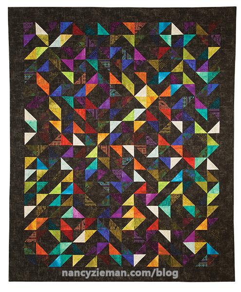 Fabric Precut NancyZieman 10