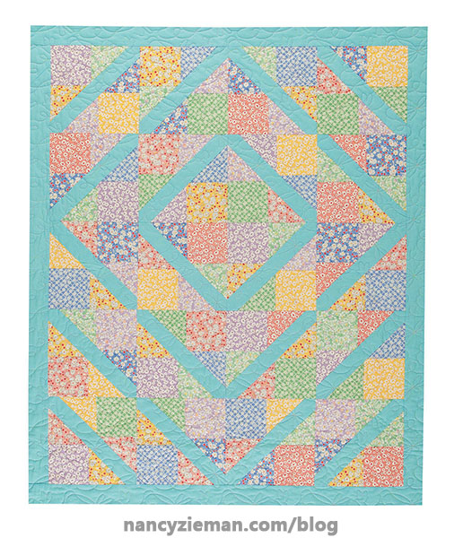 Fabric Precut NancyZieman 5