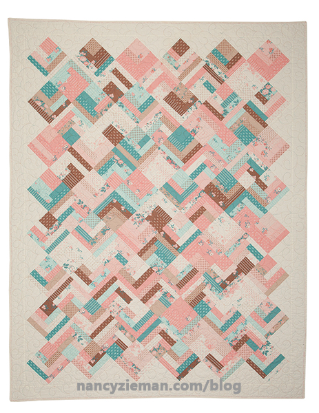 Fabric Precut NancyZieman 9