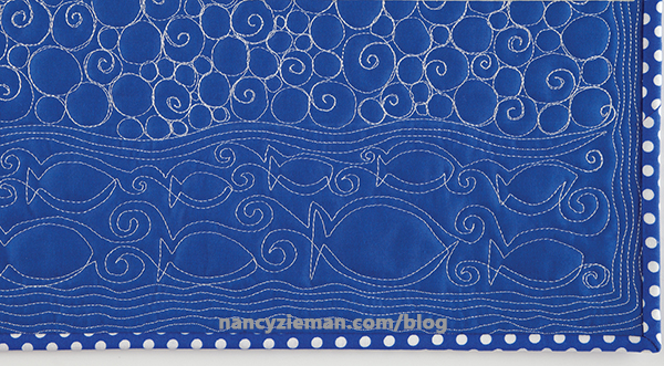 Free-Motion Quilting 1-2-3 by Nancy Zieman and Lori Kennedy | Sewing With Nancy | Machine Quilting