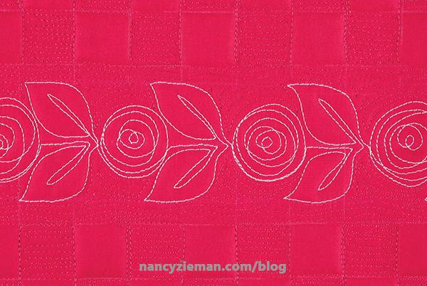 Pink NancyZieman FMQ123
