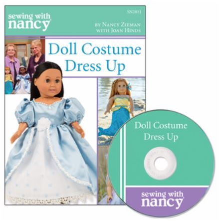 DollCostume DVD NancyZieman