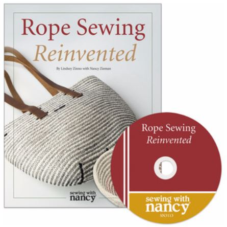 RopeSewingBookAndDVD