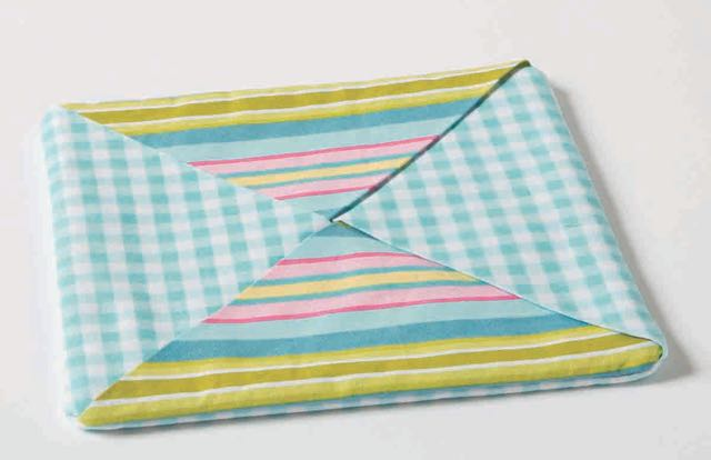 Hot Pad from I Sew For Fun by Nancy Zieman