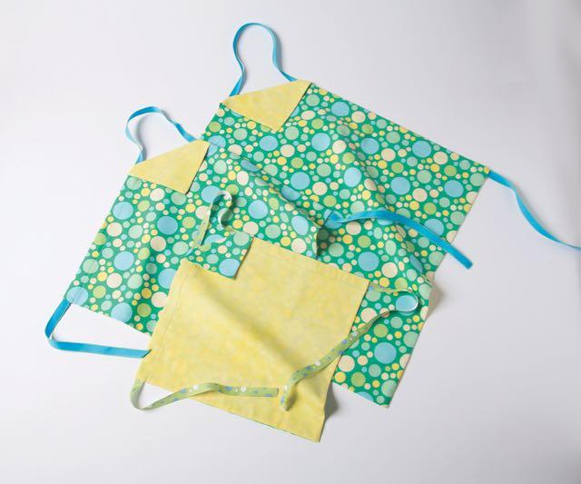 Nancy Zieman's I Sew For Fun Aprons