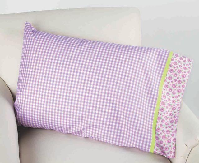 Nancy Zieman's I Sew For Fun Pillowcase