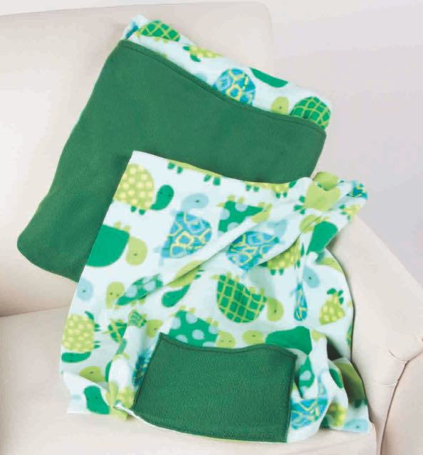 Quillow from I Sew For Fun by Nancy Zieman