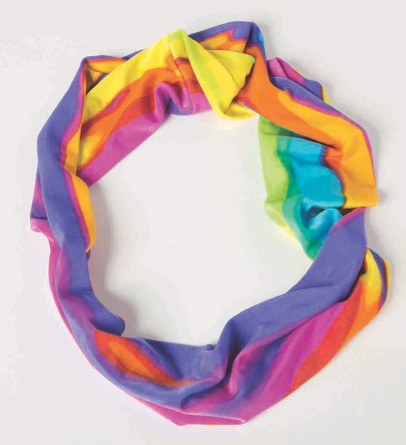 Infinity Scarf from I Sew For Fun by Nancy Zieman