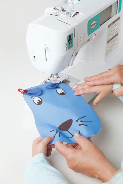 Click Print Stitch Software by Nancy Zieman and Eileen Roche