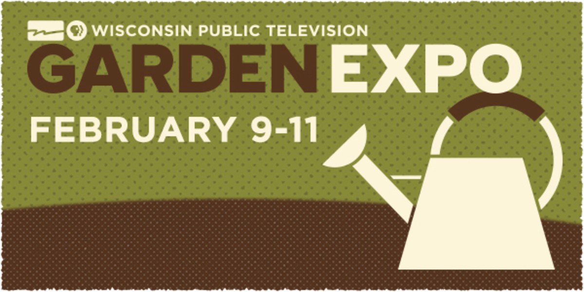 Garden Expo is Held Each February in Madison WI