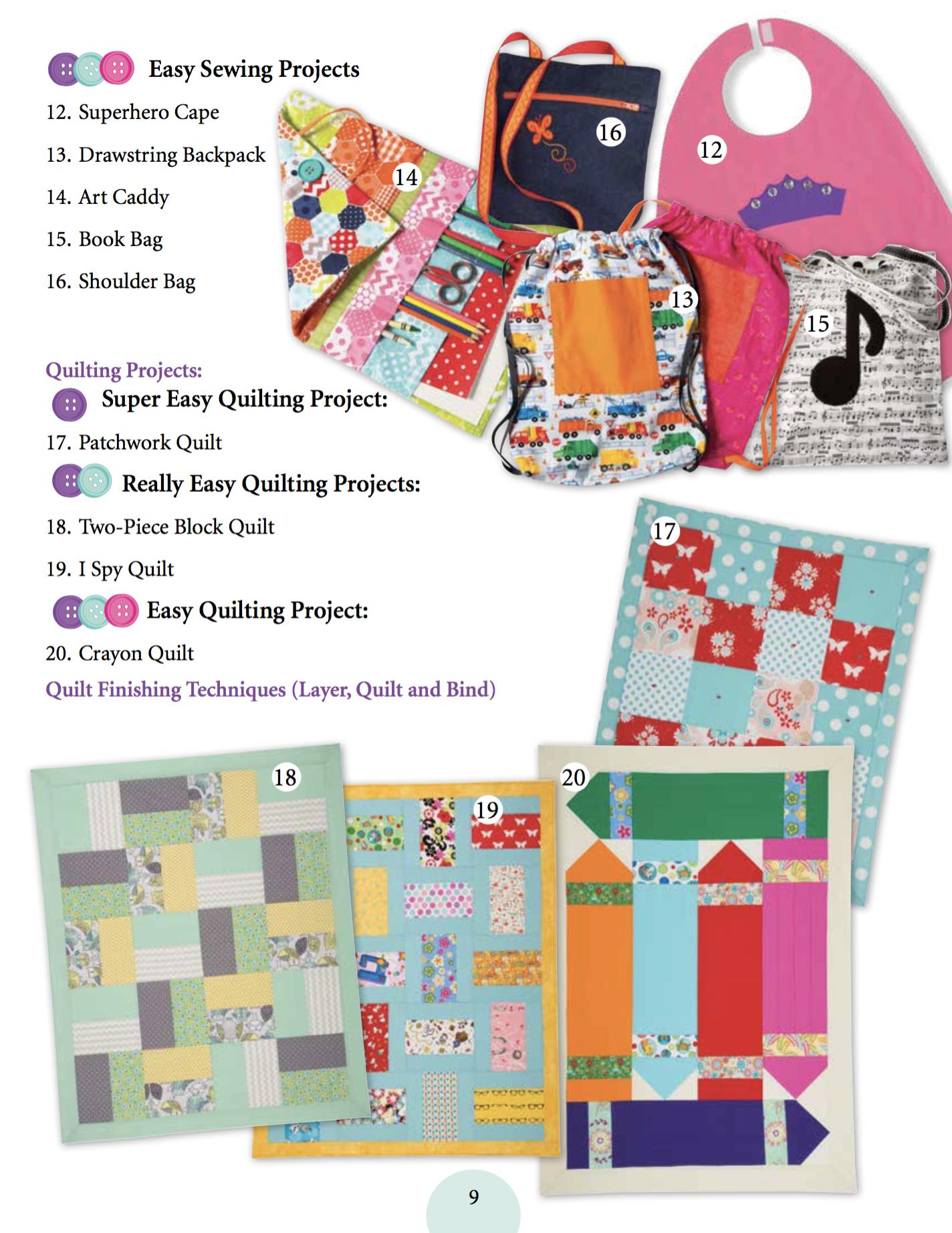I Sew For Fun Book by Nancy Zieman