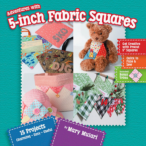 5InchSquares FrontCover