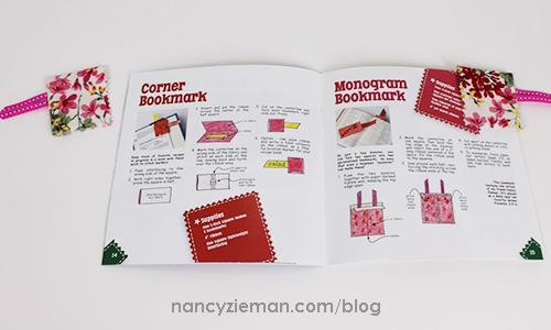 MaryMulari 5InchSquares BookCorner