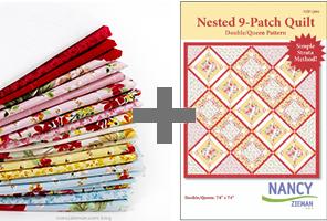 Prize FatQuarter Pattern NancyZieman 3