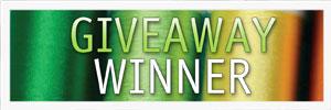 Giveaway Winner 5 13