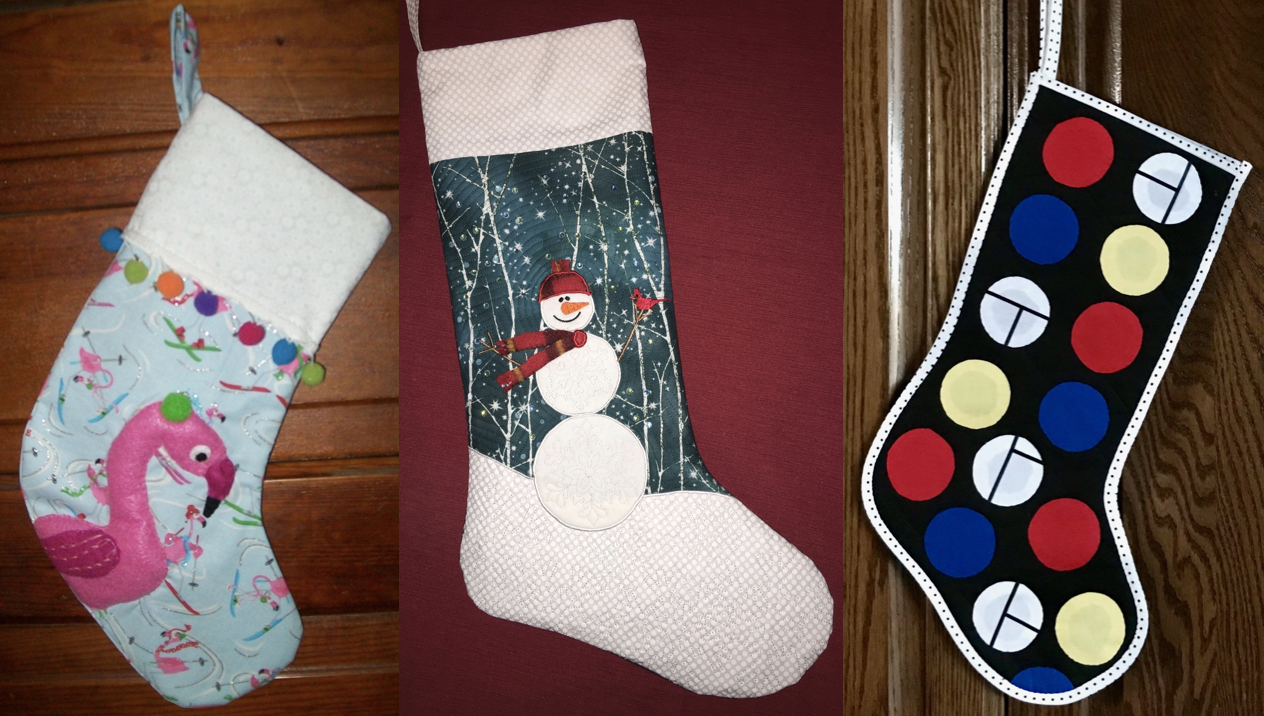 2018 NZP Christmas Stocking Sewing Challenge 4