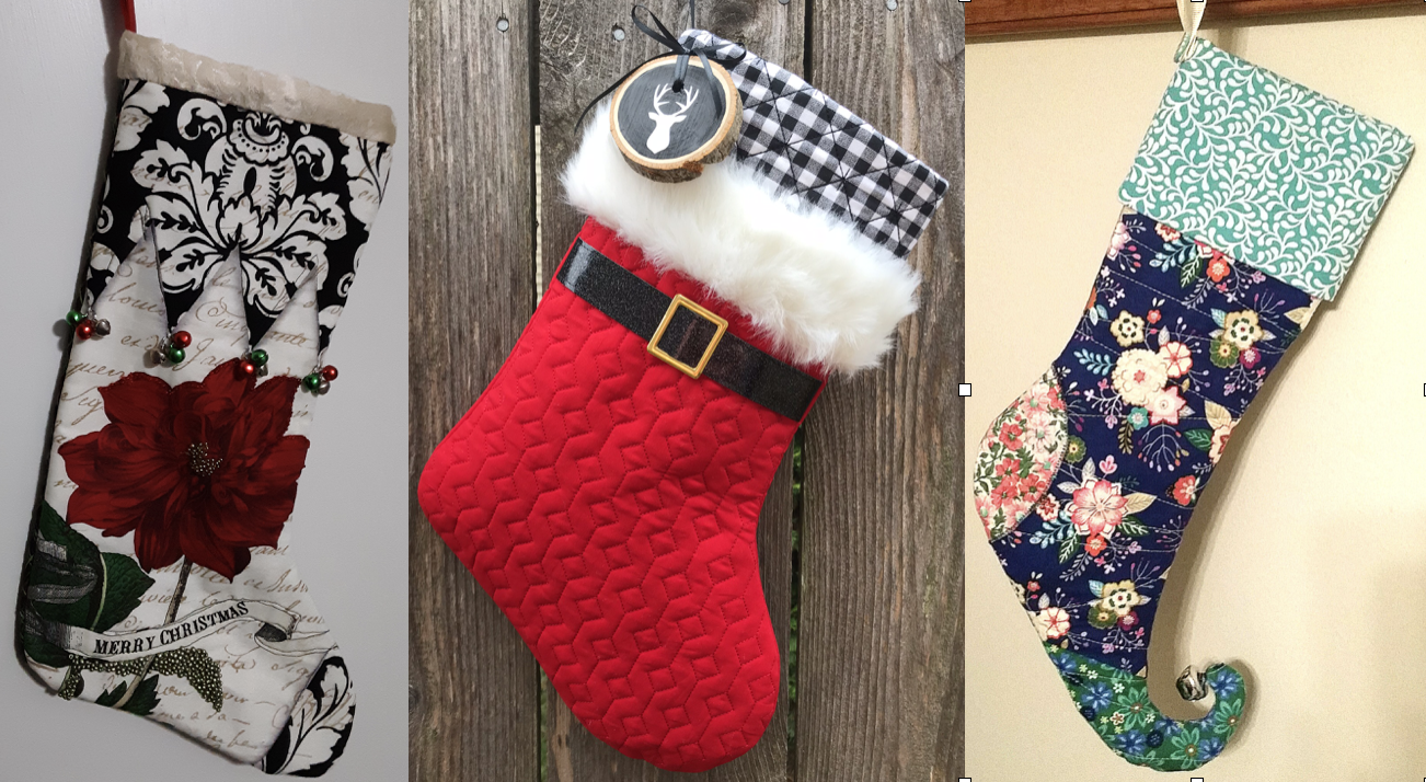 NZP Christmas Stocking Sewing Challenge 2