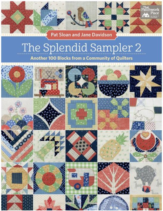 Splendid Sampler 2 Book Cover