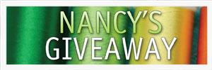 Nancys Giveaway 5 13