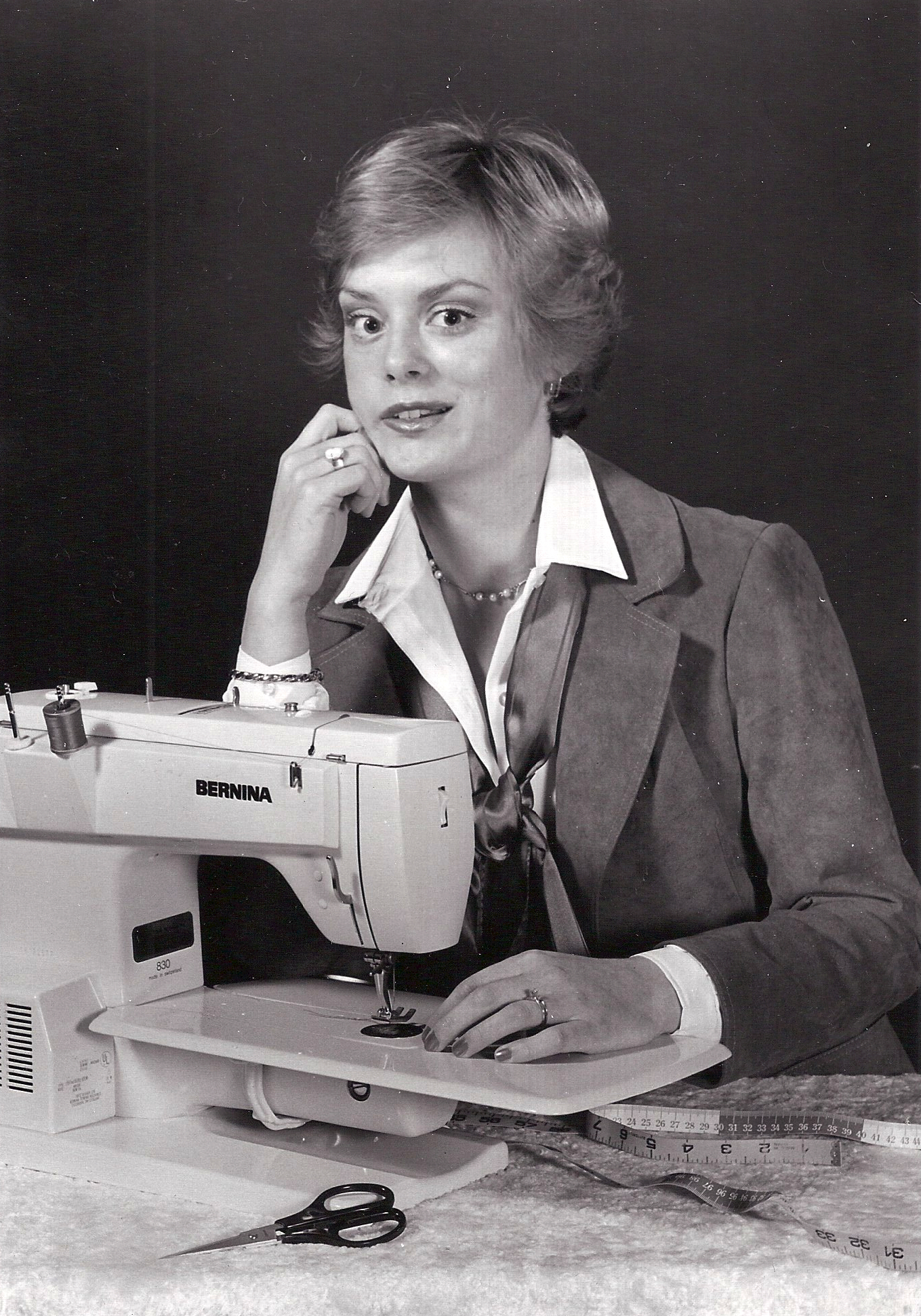 Nancy Zieman Early Sewing With Nancy Years on Television in 1979