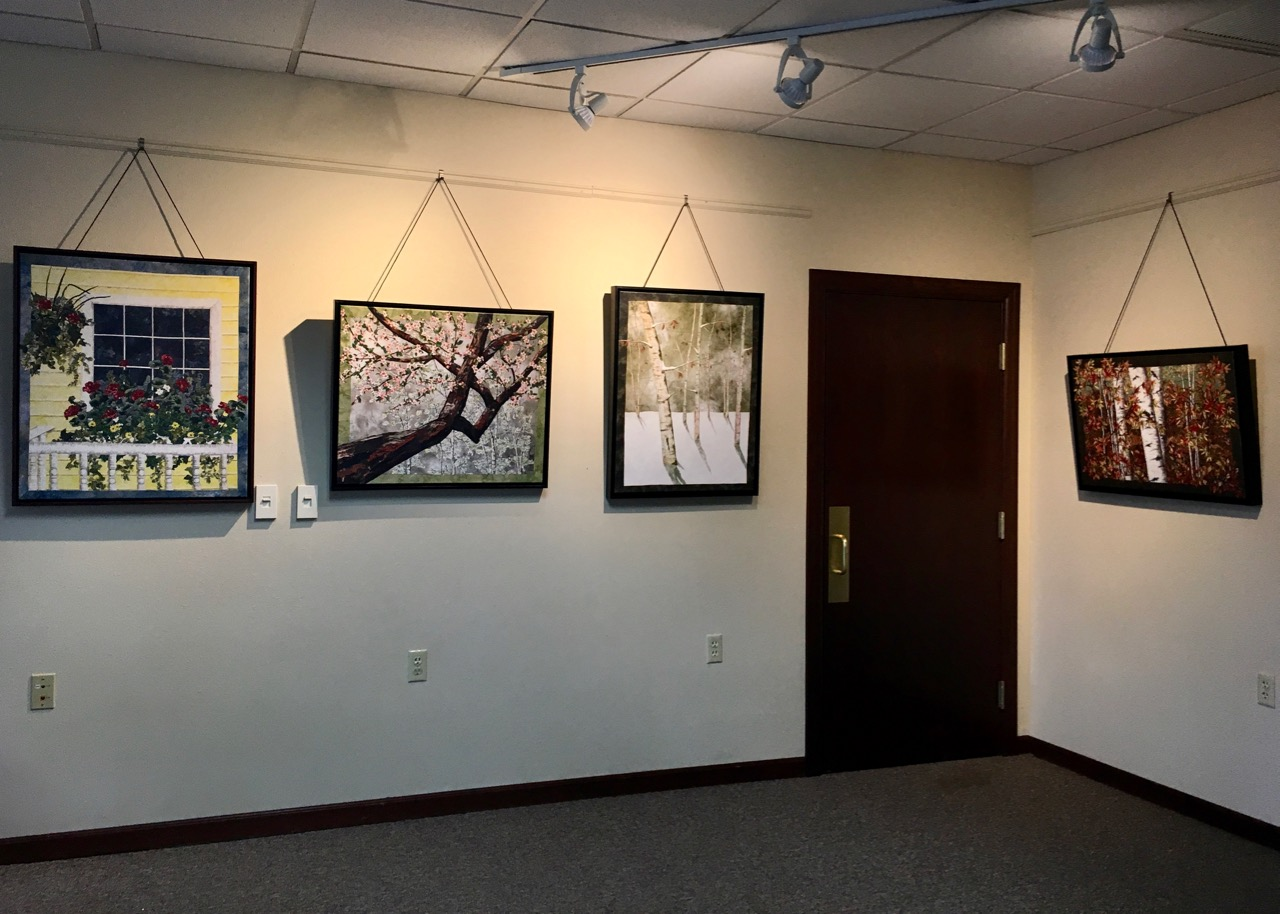 The Celebrating Nancy Zieman Exhibit will be on display May 1 through September 30, 2019, in the gallery of the Winneconne Municipal Center