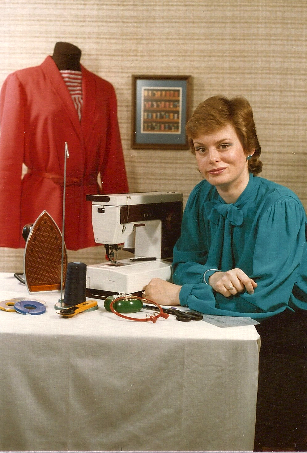 Nancy Zieman Sewing With Nancy 1983