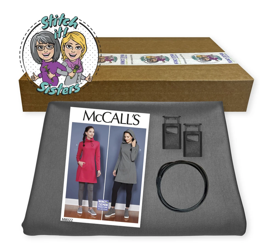 10-20-30 Minutes to Sew a Tunic Bundle Box as seen on Stitch it Sisters Program 114