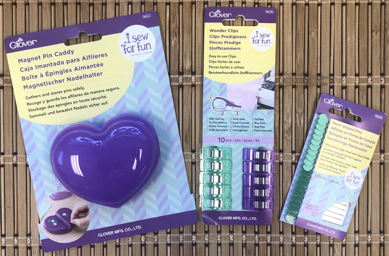 I Sew For Fun Sewing Bundle One From Clover Valued at $32.70