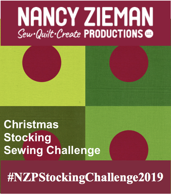 2019 NZP Christmas Stocking Sewing Challenge