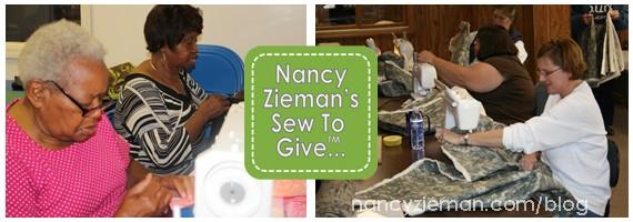 Nancy Zieman's Sew To Give -