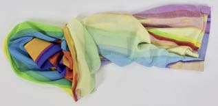 I Sew For Fun Infinity Scarf Sewing Tutorial at the Nancy Zieman Productions Blog