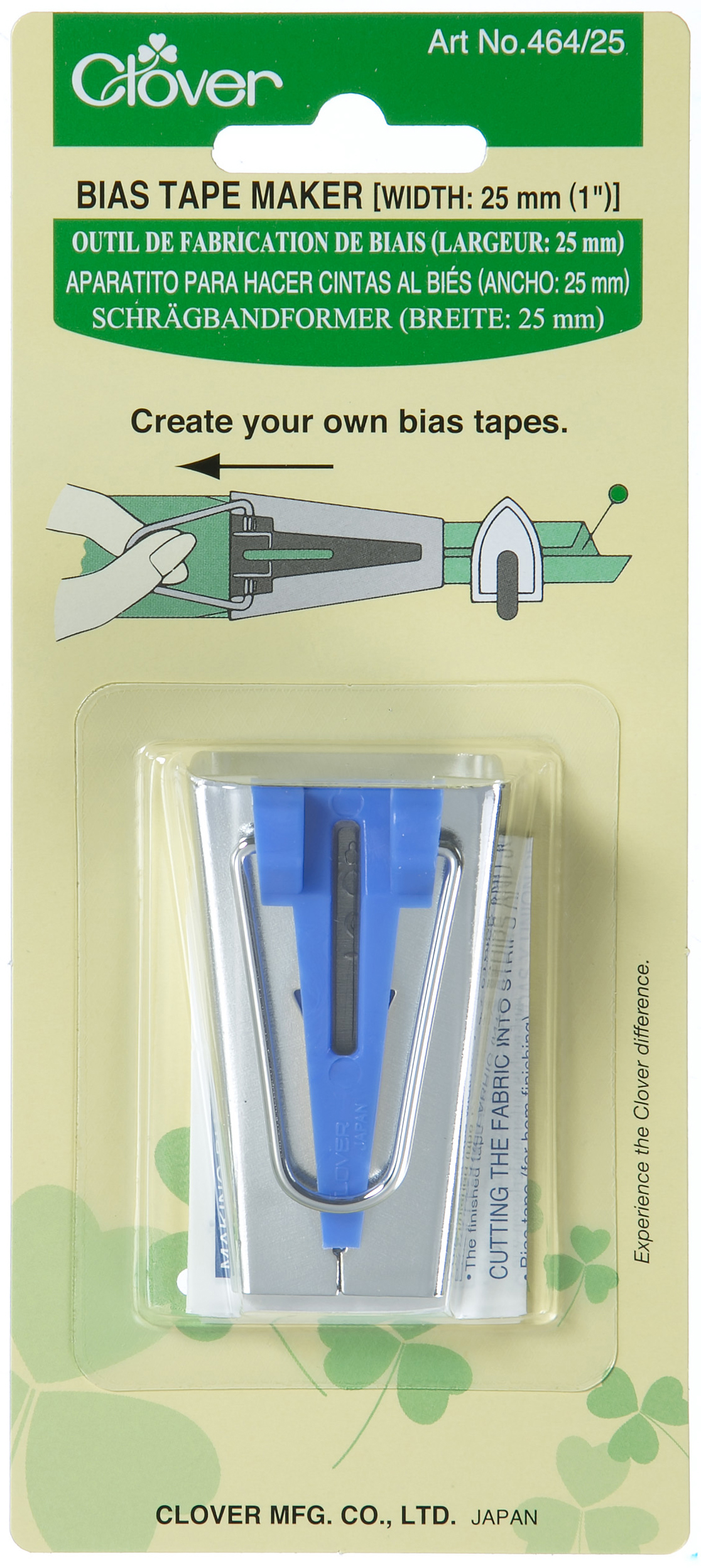 Learn how to make bias tape making tips by Nancy Zieman Productions