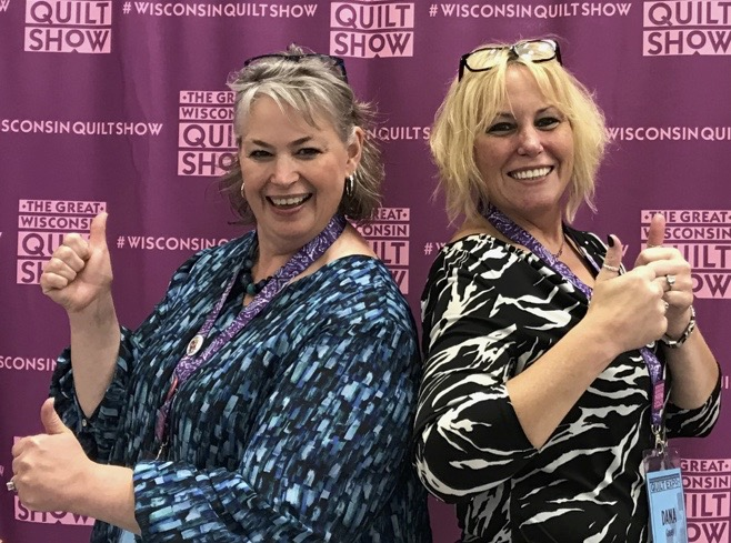 The Great Wisconsin Quilt Show held annually in Madison Wisconsin quiltshow.com