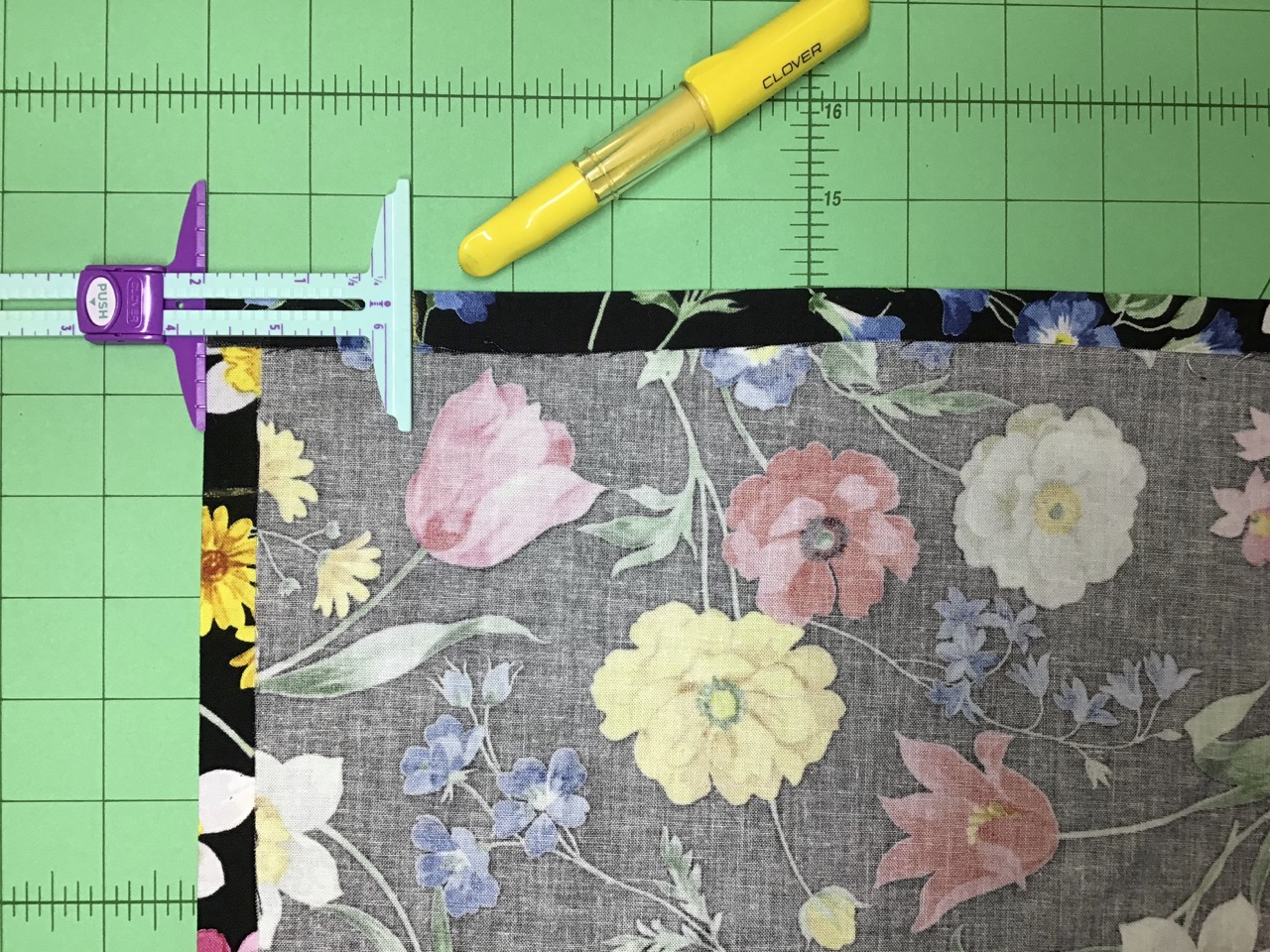 Today at the NZP Blog, we're pleased to announce our NEW! No-Hassle Table Topper how-to sewing video by the Stitch it! Sisters. Join Deanna Springer and Dana Casey as they show how to sew a table runner from just two half-yard fabrics. Learn how to make an easy table runner from two fabric rectangles.