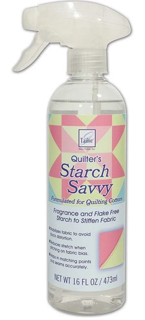 June Tailor's Quilter's Starch Saavy