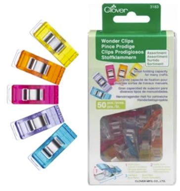 Clover's Wonder Clips available at Nancy Zieman Productions at ShopNZP.com