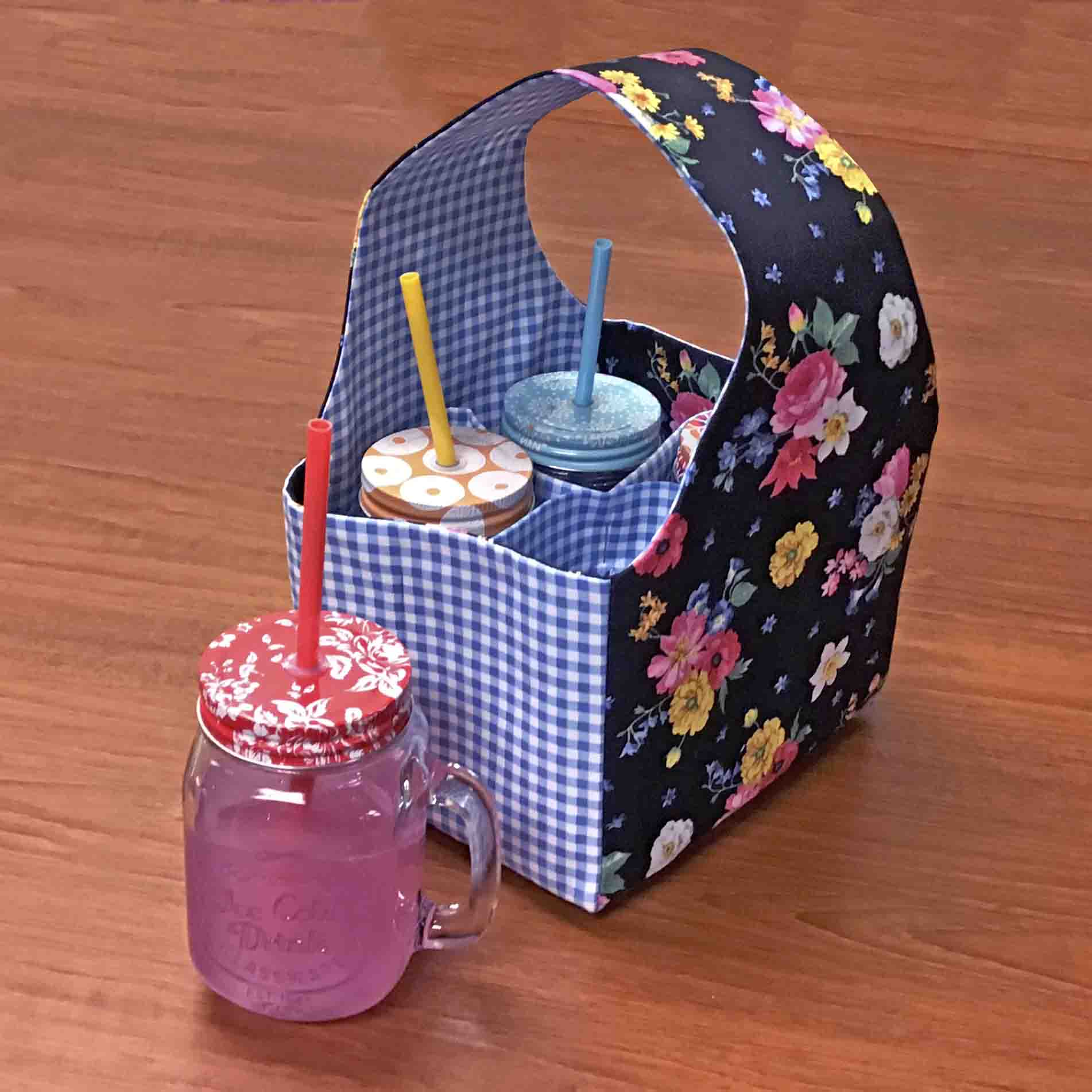 NEW! Stitch it! SIsters Program 110 Fun Fabric Caddy available at shopnzp.com