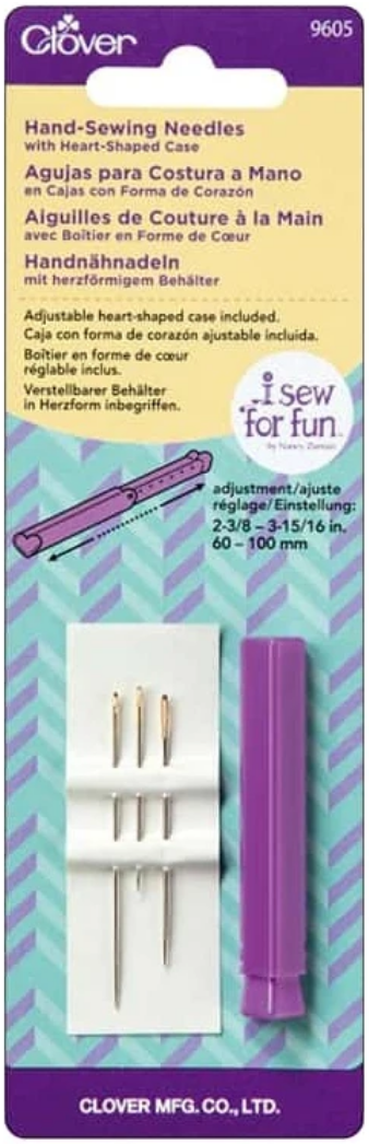 I Sew For Fun Hand Sewing Needles available at Nancy Zieman Productions at ShopNZP.com