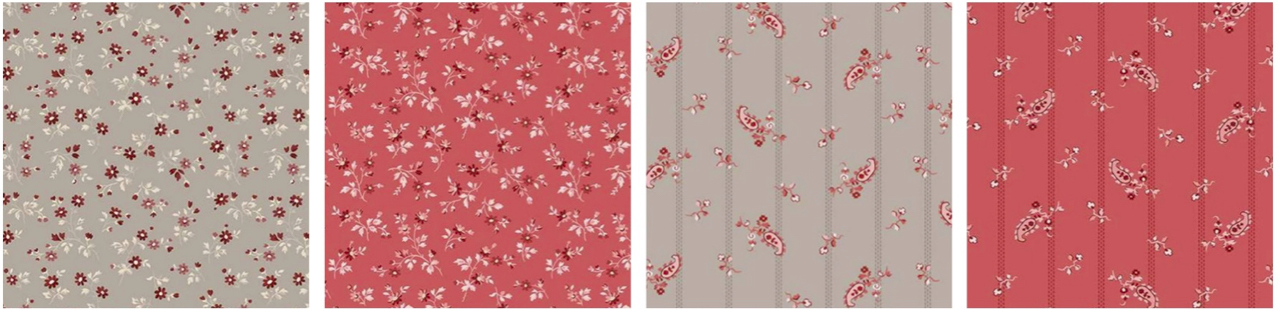 February 2020 NZP Block of the Month: Hearts & Gizzards Block