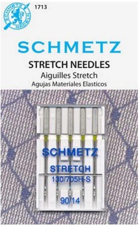 Stretch Needles, Size 90:14