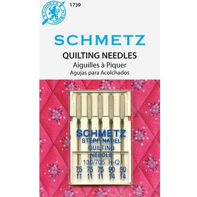 Size 75 Schmetz Quilting Needles available at shopnzp.com