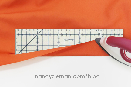 Nancy Zieman's Absolute Easiest Way to Hem Anything