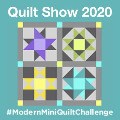 Join The Great Wisconsin Quilt Show 2020 Modern Mini Quilt Challenge