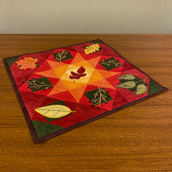 Wall Hanging on Table Top v1 chocolate binding e1588722454679