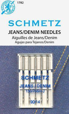 Jeans/Denim Needles, Size 90/14 at ShopNZP.com
