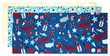 Pellon Wrap-N-Zap Baked Potato Zapper Bag and Veggie Steamer Bag Sewing Tutorial on the Nancy Zieman Productions Blog